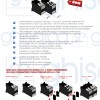 new LOW CONSUMPTION CONTACTORS line
